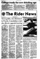 Rider news / published by the students of Rider College, 02/1979 issues.
